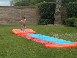 backyard water slide reviews home outdoor decoration