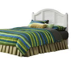amazon com home styles bermuda queen headboard white finish