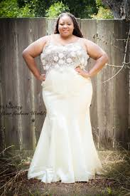 mermaid wedding dress plus size bridal dress ndiritzy