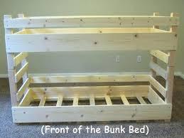 Bunk Bed Building Plans Free Loft Bed Building Plans Build Our Loft Bed Free Wood Loft Bed