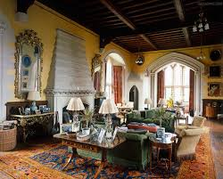 gallery and family quarters of arundel castle style english