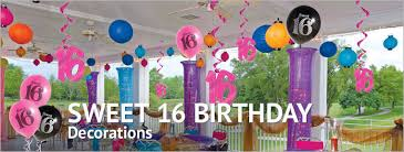 Decorations For Sweet 16 16 Archives Page 3 Of 8 Awesome Party Ideas