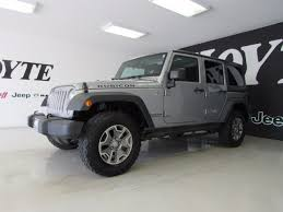 used 4 door jeep rubicon 2014 jeep wrangler unlimited 4x4 4 door suv rubicon used suv for