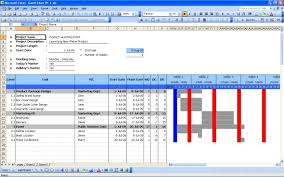 how to use a monthly schedule in microsoft excel using ms 2010