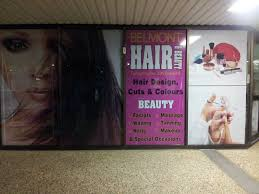 hair salons in belmont om hair