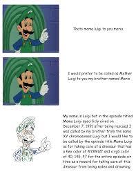 Mama Luigi Meme - mama luigi verbose meme imgur