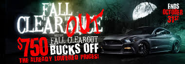 automall clearance center ford dealer in mississauga automall