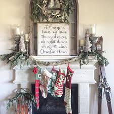 stylist and luxury farmhouse christmas decor wellsuited ideas the