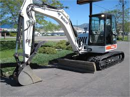 our featured bobcat mini excavator is a 2007 bobcat 442 s n