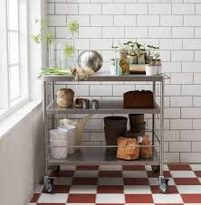 Small Portable Kitchen Island by Kitchen Carts Kitchen Island Plans Diy Metal Cart With Wood Top