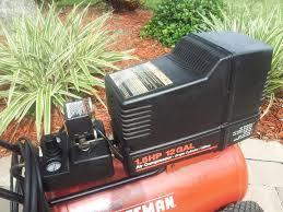 craftsman 15 hp 12 gallon air compressor ac gallery air