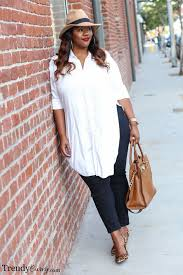 love this look classic and so modern plus size fashion for women