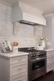 faux brick backsplash in kitchen kitchen faux brick wall fake brick backsplash brick wall board