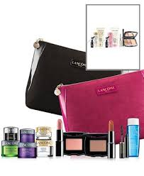 receive a free 7 pc gift with a 35 lancôme purchase get more