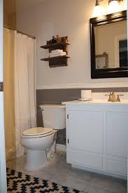 Houzz Kids Bathroom - bathroom face lift on a budget