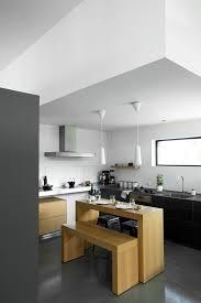 meuble de cuisine noir cuisine des photos déco pour s inspirer côté maison