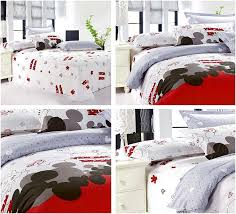 Mickey Mouse Toddler Bedroom Mickey Mouse Toddler Bedding Set For Boys Home Design