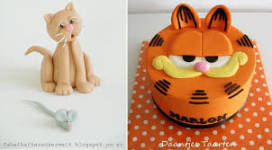 cat cake topper cat cakes tutorials cake magazine