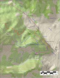 Midway Utah Map by Wasatch Mountain State Park Bike Trails