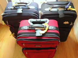 suitcases family luggage how to make suitcases easy to spot sleeps5