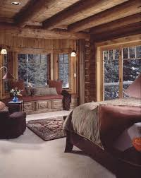 Log Home Decor Ideas Best 25 Log Cabin Bedrooms Ideas On Pinterest Rustic Cabin