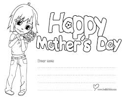 happy mothers day card black and white 1 the art mad