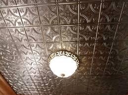tile amazing decorative metal ceiling tiles home decoration