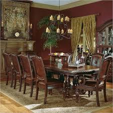 11 dining room set steve silver antoinette 11 dining set hayneedle