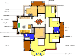 four bedroom house build a luxurious four bedroom house daily monitor