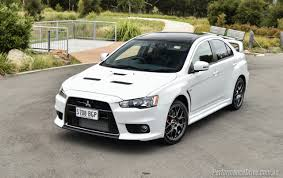 10 things we u0027ll miss most about the mitsubishi evo x
