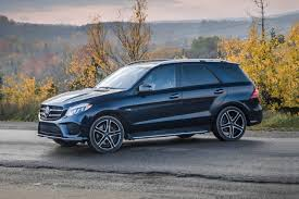 mercedes suv amg price 2017 mercedes gle class suv pricing for sale edmunds