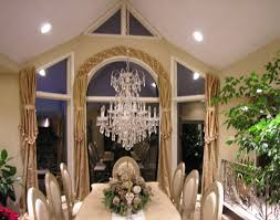 Arched Window Curtain Arched Window Treatments Curtains Arched Window Treatments With