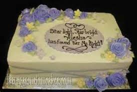 wedding shower cake ideas