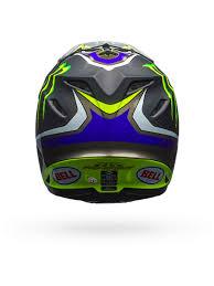 monster helmet motocross bell hi viz monster energy 2017 moto 9 flex pro circuit replica mx