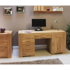 Office Desk Pedestal Drawers Oak Office Desk Desk Ideas