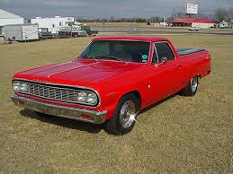 1966 el camino el camino mark traffic