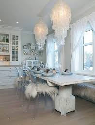 Best Dining Room Tabletop Images On Pinterest Dining Room - All white dining room
