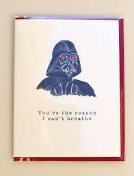 Star Wars Valentine Meme - valentine s day card darth vader funny valentine star