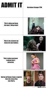 Hermione Granger Memes - hermione granger by raeraepeters meme center