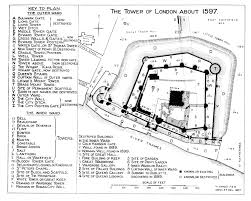 Absolute Towers Floor Plans by Memorials Of Old London Volume I Edited By P H Ditchfield