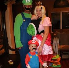 Mario Halloween Costumes Girls 59 Family Halloween Costumes Clever Cool Extra Cute