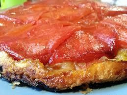 cuisiner les poivrons rouges tatin de poivrons au piment d espelette et miel de thym le