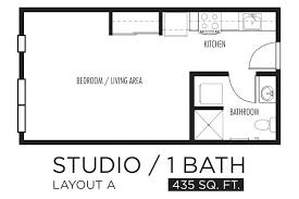 studio flat floor plan studio apartment plan studio floor plan plan l studio apartment