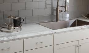kitchen countertop ideas with maple cabinets countertops the home depot