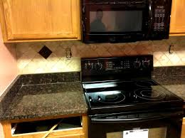 the pros and cons of the 4 inch backsplash with kitchen backsplash