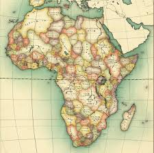 Map Of Europe And Capitals by Africa Uncolonized A Detailed Look At An Alternate Continent