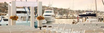 wedding venues in san diego wedding ebrochure san diego shelter island venue