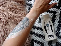 eco cosmetics for tattoo lovers review heart shaped bones