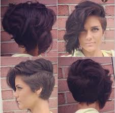 hair cuts that are shaved on both sides and long on the top for women best 25 lady mohawk ideas on pinterest mohawk hairstyles for