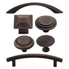 Kitchen Knobs And Pulls EBay - Bronze kitchen cabinet hardware